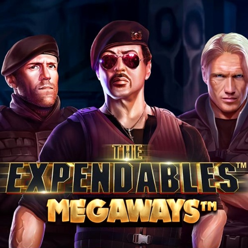 The Expendables MegawaysTM (Stakelogic)