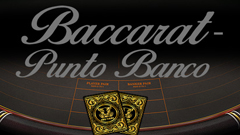 Baccarat Punto Banco (Red Tiger)