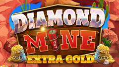 Diamond Mine Megaways: Extra Gold (Blueprint Gaming)