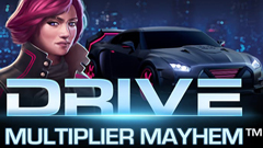 Drive Multiplier Mayhem (NetEnt)