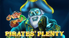 Pirates Plenty: The Sunken Treasure (Red Tiger)