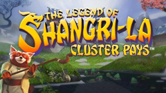The Legend of Shangri-La: Cluster Pays (NetEnt)