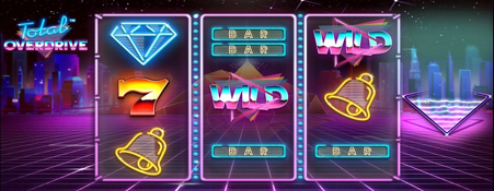 Betsoft launches brand new Total Overdrive Slot