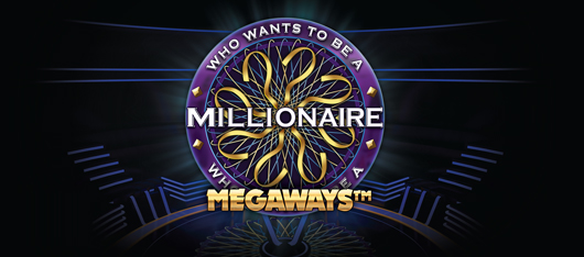 New Video Slot: Who Wants To Be A Millionaire (Big Time Gaming)