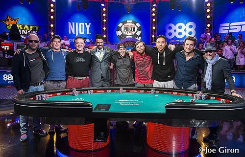 Poker November 9