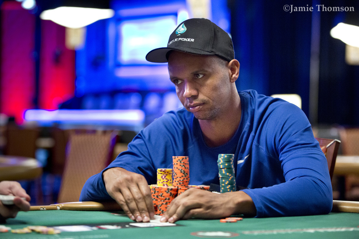 Borgata Goes After Phil Ivey