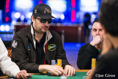 2015 WSOP: Phil Hellmuth Amongst Final 41 In Event #47