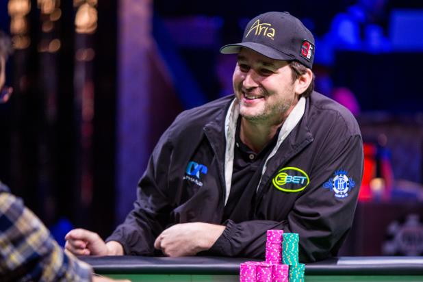 2015 WSOP: Phil Hellmuth Wins A 14th Bracelet!