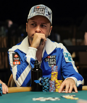 "Daniel Negreanu: ""My goal was to win the tournament not make the final 9"""