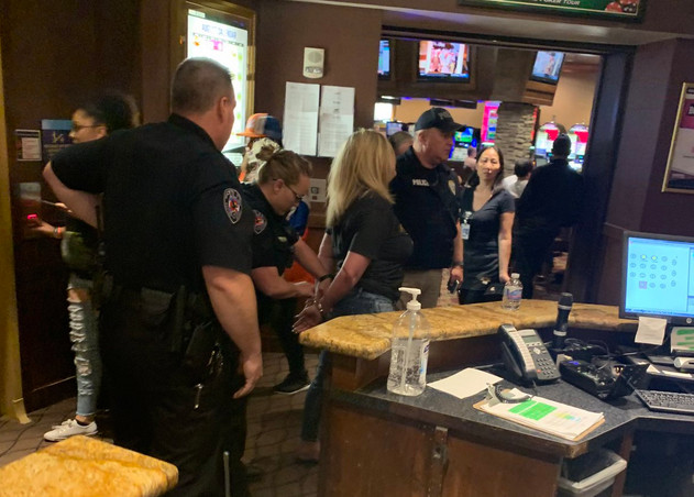 Poker Player on Tilt calls Police at Colorado Poker Tournament but Gets Handcuffed Instead