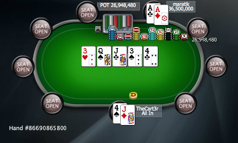 5 card charlie blackjack