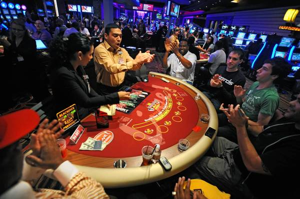 The Right Way to Treat Casino Dealers