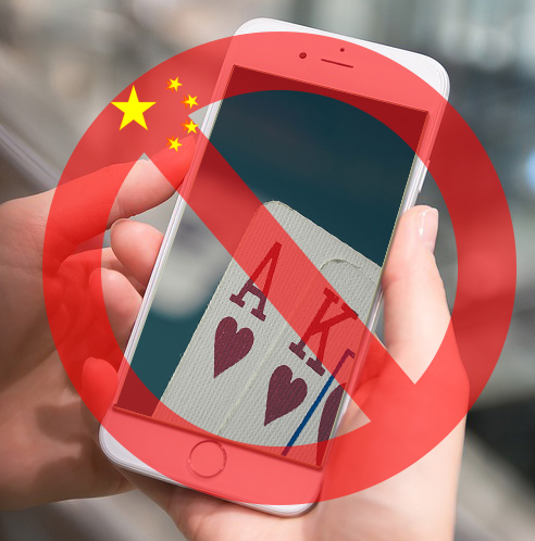 China Black Friday - Chinese Government Bans all Online Poker Apps