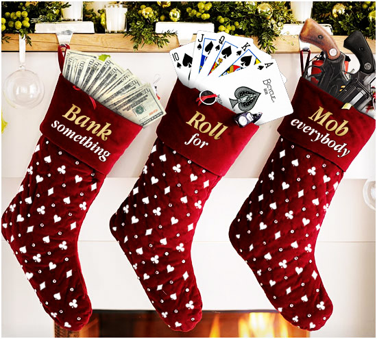 BankrollMob Christmas Calendar With $13,000+ In Prizes!!!
