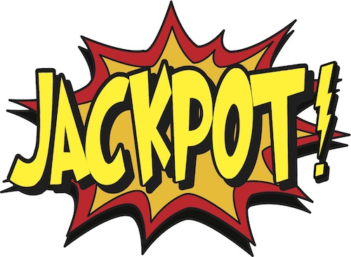 Image result for small jackpot