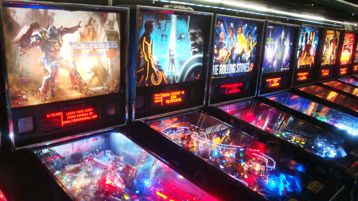 Pinball to Replace Slots in Italy in 2019?