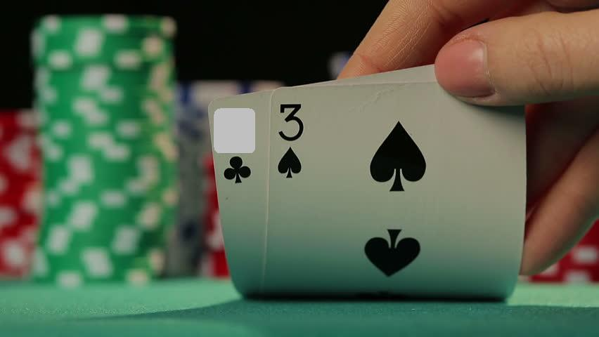 Poker Player Loses Massive Pot After Showing Card To Opponent