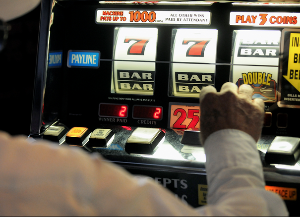 Five Accused of Laundering Marijuana Profits Through Slot Machines