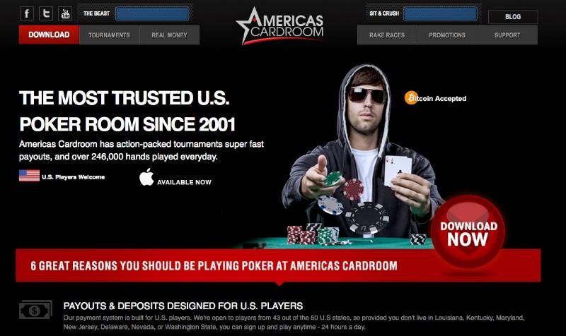 Americas Cardroom Bonus Details   Americas Cardroom Review - BankrollMob aedd315383