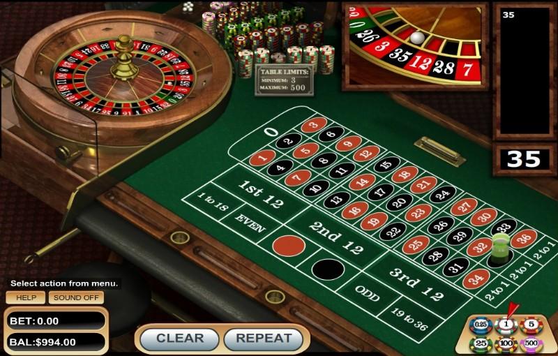 Online casino sportsbook