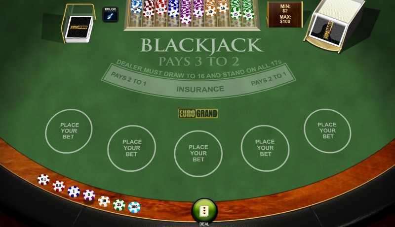 Casino blackjack uitleg