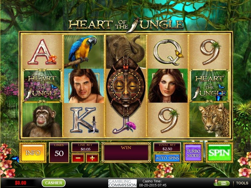Eurogrand Online Casino