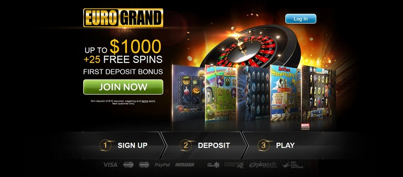 eurogrand casino play for fun