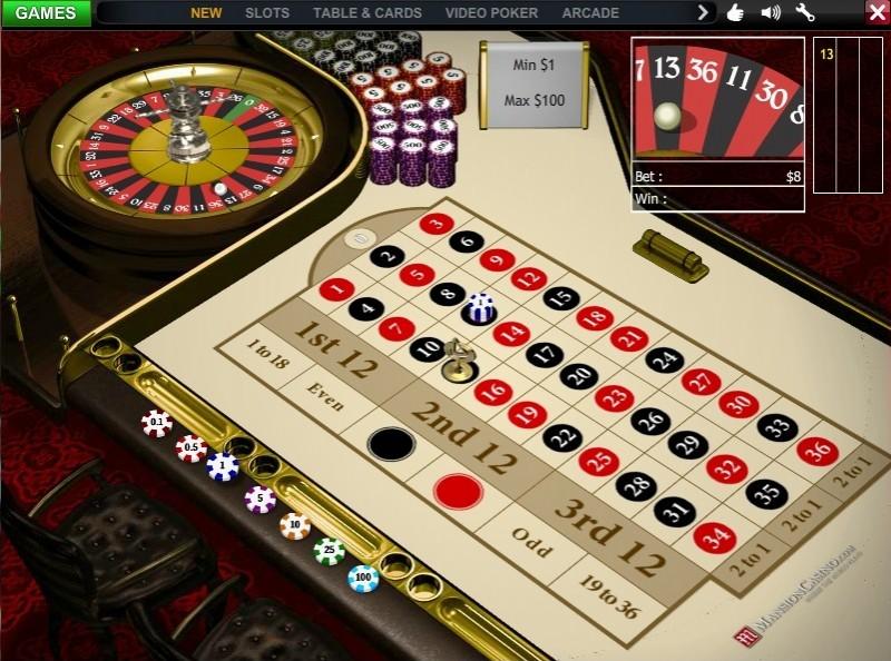 mansion online casino ltd