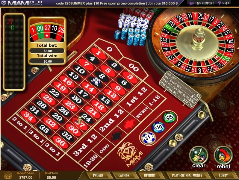 Club casino roulette review wild rose casino in emmettsburg iowa