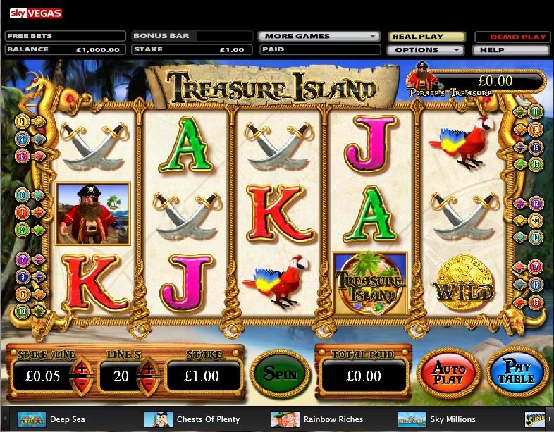 sky vegas slots casino