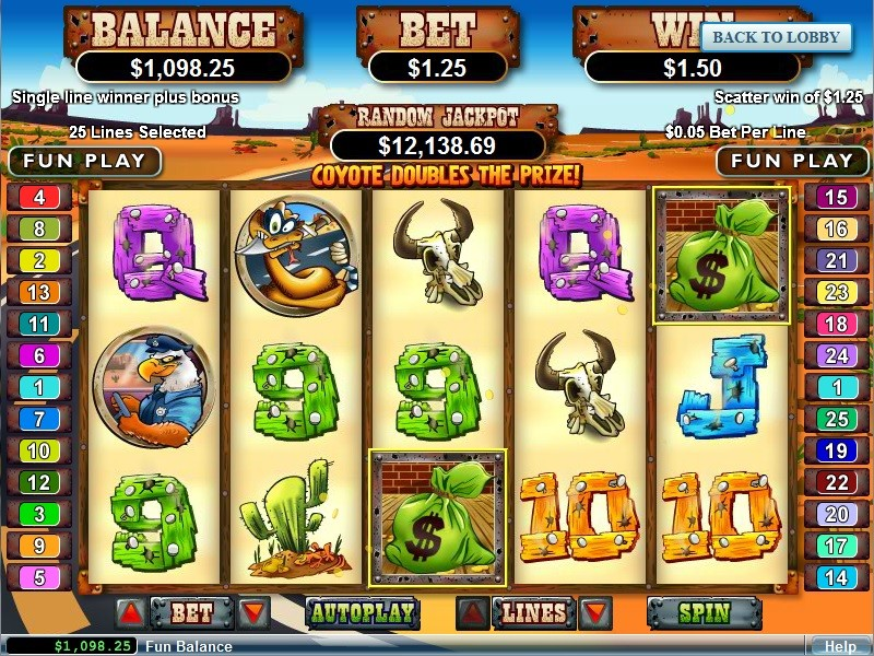 Slot O Cash Casino