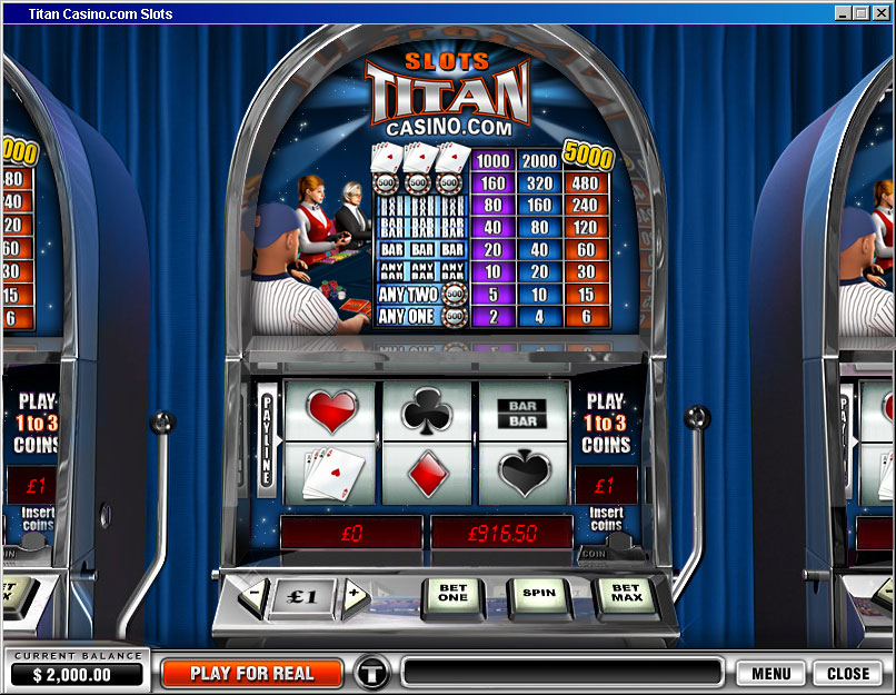 titan casino играть онлайн