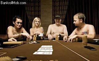 Casion strip poker